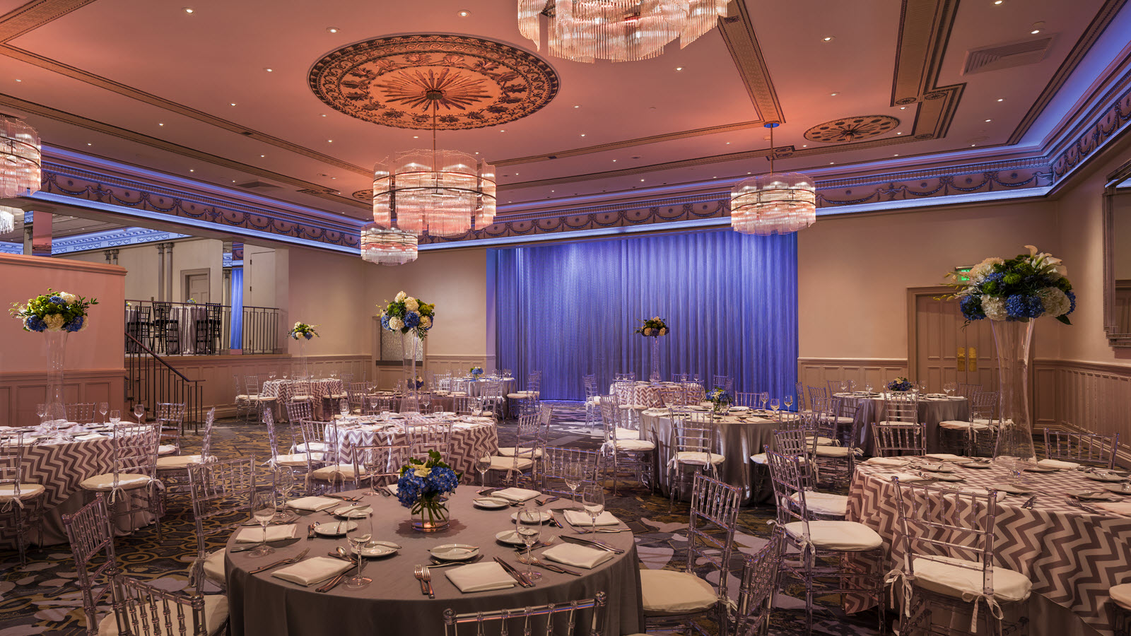 Cambridge Wedding Venue - George Washington Ballroom