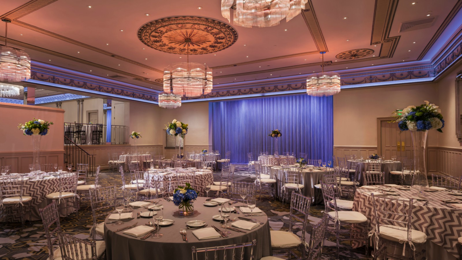 Meeting Rooms in Cambridge - George Washington Ballroom